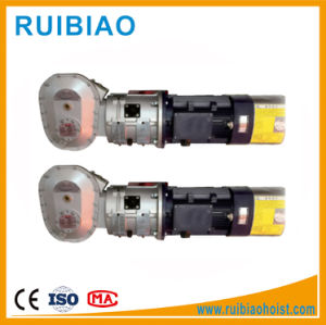 Gearbox Electric Motor Driving Device Gearbox for Construction Hoist pictures & photos