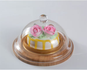 Bestseller Clear Acrylic Cakes or Pastries Display with Cover