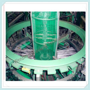 Plastic Mesh Bag Machine Manufacture pictures & photos