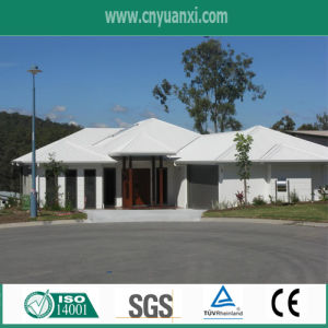 Stable Light Steel Villa for Qatar with 5 Years Warranty