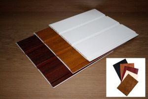 Water Proof Decoration PVC Film for PVC Sheet / Panels