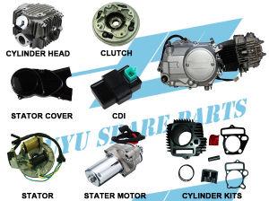 125cc 4 Stroke Pit Bike Engine Parts