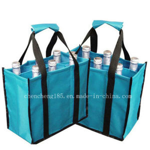 Custom Non Woven PP Shopping Tote Bag for Promotion pictures & photos
