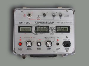 Digital High Voltage Megger (GM-10kV)