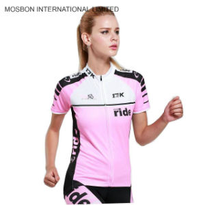 Latest Sublimated Cycling Jersey Fashion Women Cycling Wears/ Cycling Wear/ Cycling Jersey pictures & photos