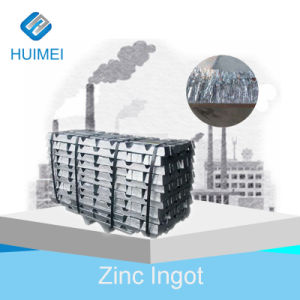 Best Price Zinc Ingot 99.99% High Quality pictures & photos