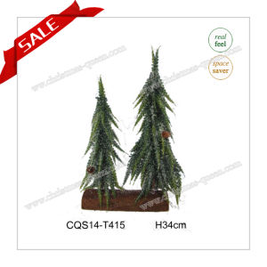 34cm Christmas Tree Home Decor for Holiday and Decoration Home Decor
