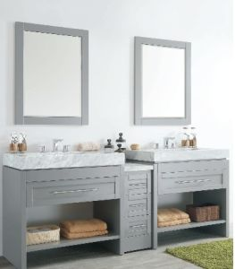 New Design Modern Style Bathroom Vanity, Bathroom Cabinet (DS11) pictures & photos