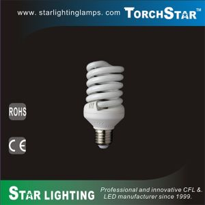 20W 23W 25W 27W 30W Full Spiral T3 CFL Light