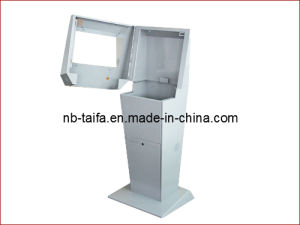Sheet Metal Media Machine Cabinet