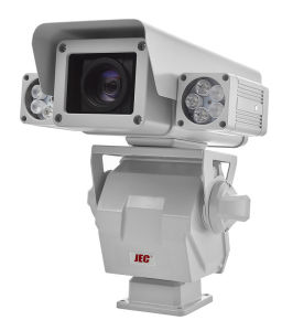 Intelligent Variable Speed Integrated IP PTZ Camera (J-IS-8110-LR)