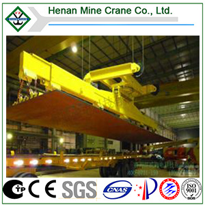 Magnetic Crane for Scrap Steel Casting Plant pictures & photos