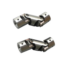 Double Universal Joint with Pin and Block
