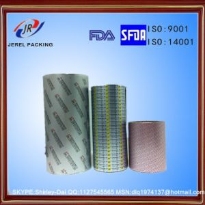 Pharmaceutical Coated and Printed Aluminum Foil pictures & photos