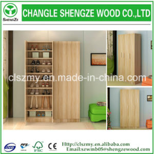 Wholesale High Quality 2015 Wooden Shoe Rack, Large Shoe Cabinet Design