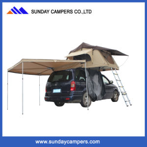 44 SUV Off Road Truck Adventure Camping Car Roof Top Tent Awning