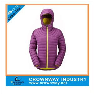 Ladies Sex Ultra Light Down Jacket for The Winter pictures & photos