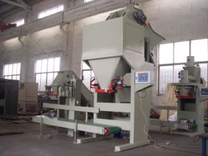 High Durability Sawdust Pellets Bagging Machine
