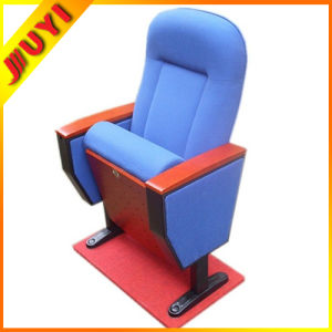 Jy-605r School Cinema China Stadium Meeting for Home Used Hot Selling Conference Church Chairs with Armrest Auditorium Seat pictures & photos