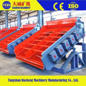 Gzs High Frequency Ore Powder Mesh Vibrating Screen pictures & photos
