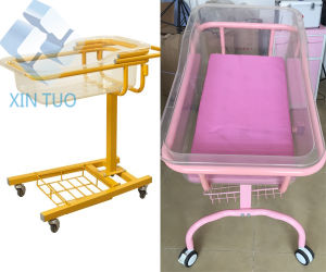 Ce ISO Hospital Luxurious Adjustable ABS Basket for Baby Sleeping pictures & photos