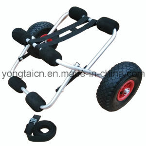 200 Lbs Aluminum Kayak Trolley for Transporting Boat pictures & photos