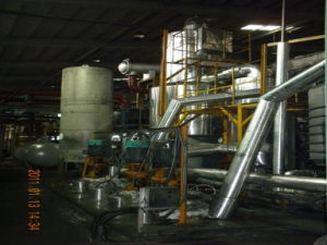 Dir Oil Refining Equipment
