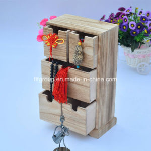Hot Sale European Vintage Style Wooden Packaging Cabinet pictures & photos