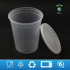 Disposable Pp5 Plastic Hot Soup Bowl