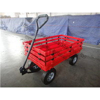 Garden Cart, Folding Storage Cart, Roll Trolley, Farm Cart, Transport Trolley Cart, Trolley Cart, Flower Cart, Tool Cart, Tc1801