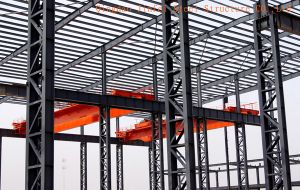 Stable Heavy Steel Structure Factory with Low Price