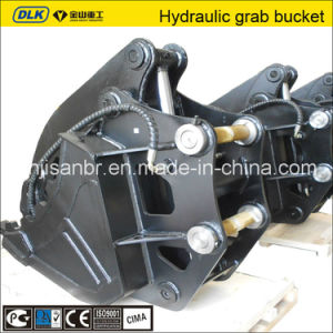 Fixed Grab Bucket Dlks08 Suits for 17-23 Ton Excavator pictures & photos