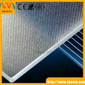 3.2mm, 4mm Low-Iron Toughened Mistlite Solar Glass