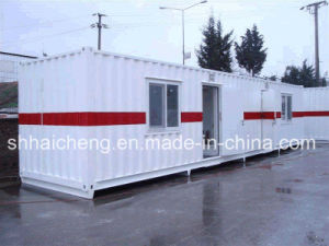 ISO Certified Standard Living/Office/Storage Container (shs-fp-liv041) pictures & photos