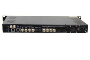 4 in 1 DVB-C/S/S2 RF to Asi/IP HD IRD pictures & photos