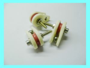 Ceramic Wire Jump Preventer for Wire Protection (Winding Guide Pulley)