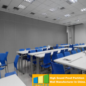 Demountable Soundproof Wall Partitions for Office