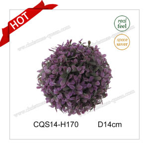 D14cm Plastic Party Decoration Artificial Christmas Ball Craft