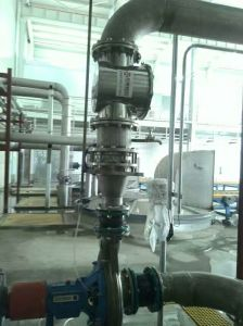 Liquid Pipeline Permanent Magnetic Separator for Food Liquid, Paper Making pictures & photos