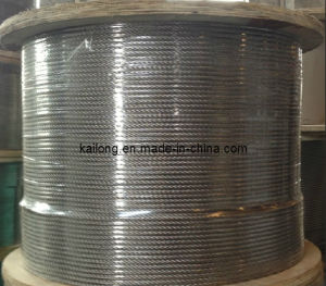 7*19-6.35mm Stainless Steel Wire Rope pictures & photos