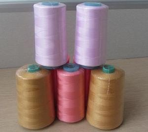 100% Spun Polyester Sewing Thread (20s/3-8000m)