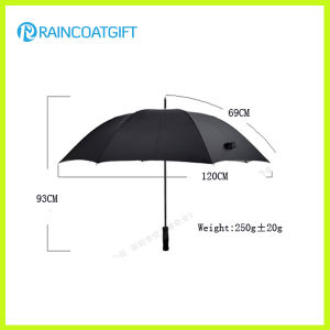 Hot Selling Promotional Customized Logo Printed Polyester Umbrella pictures & photos