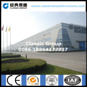Prefabricated Eetallic Structures for Warehouse for Sale pictures & photos