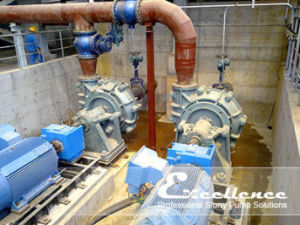 Mining Slurry Pump (EHM-12ST SLURRY PUMP) pictures & photos