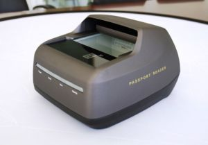 Passport Reader, ID Card Scanner Document Reader