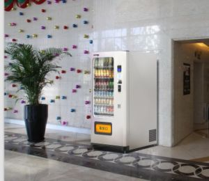 Snack and Drink Vending Machines pictures & photos