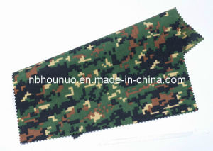 Hot Sale High Durable Printed Camo Nylon Cordura for Army Bag Army Tent Fabric