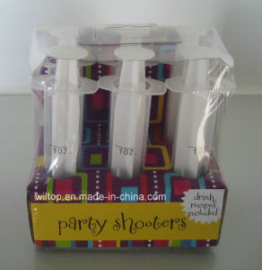 Plastic Party Shooters&Syringe Shots (HW004) pictures & photos