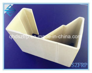 Fiberglass Pultruded Profiles, Fiberglass Construction Material, FRP Pultruded Profile pictures & photos
