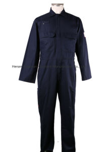 Cgsb 155.20 ASTM F 1506 Standards Flame Resistant Workwear Coverall pictures & photos
